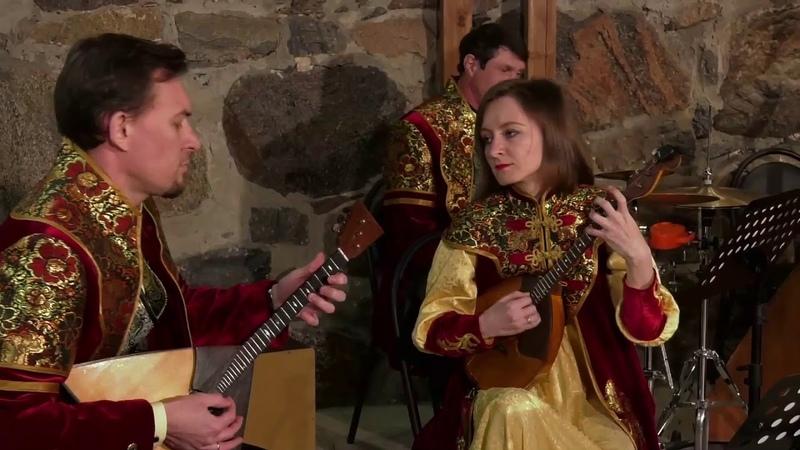 Государственный оркестр МЕТЕЛИЦА в Музее крепости КОРЕЛА