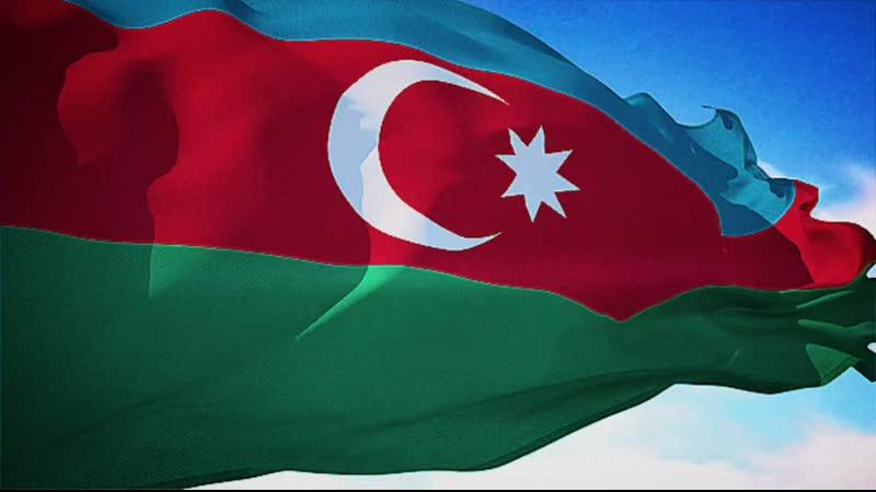 Dalgalanan Azerbaycan bayragi Dombra 478 X 854 mp4