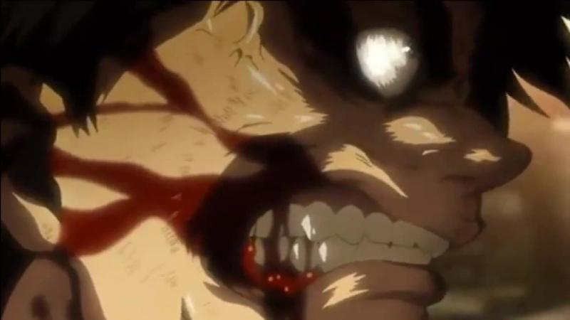 Атака титанов О боже какая МИКАСА