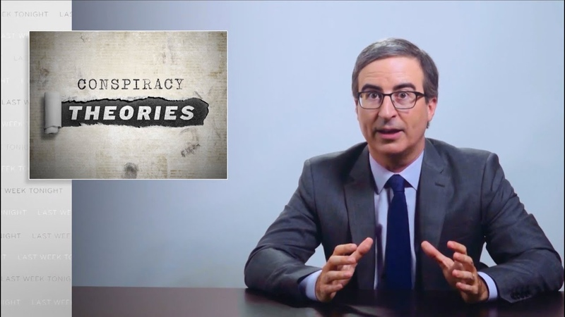 Coronavirus Conspiracy Theories Last Week Tonight with John Oliver HBO