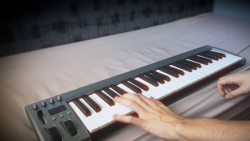 Playing Depeche Mode Just Can't Get Enough 101 Cover