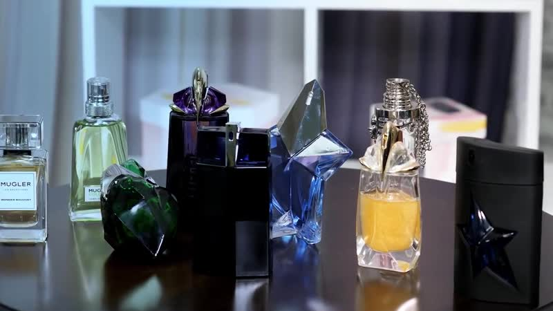 Современный люкс от бренда Thierry Mugler Мюглер Обзор ароматов Angel Alien