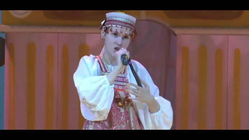Анастасия Есина. ВЕСНА. (Муз. и ст. М. Лихачёва)