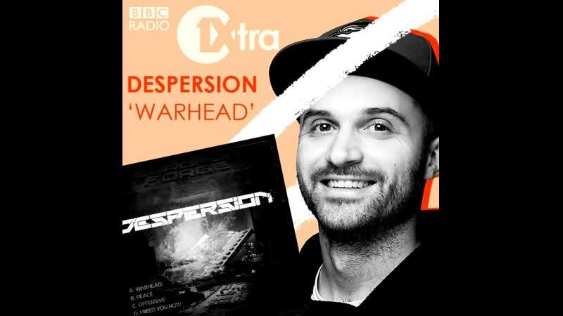 Despersion Warhead Rene LaVice premiere