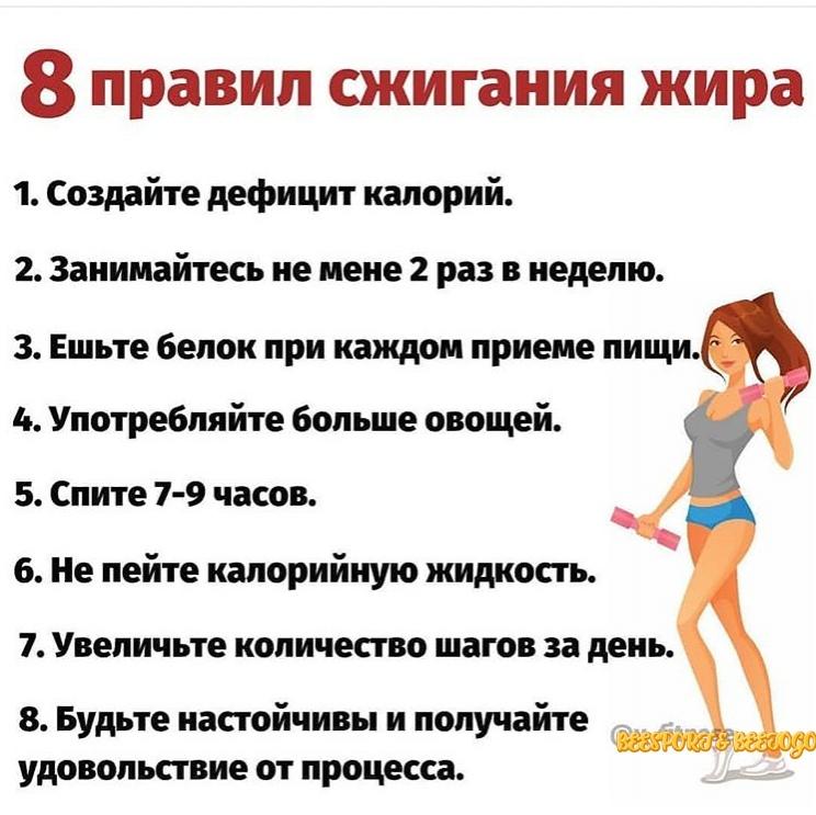 Советы О Том Как Сбросить Вес.