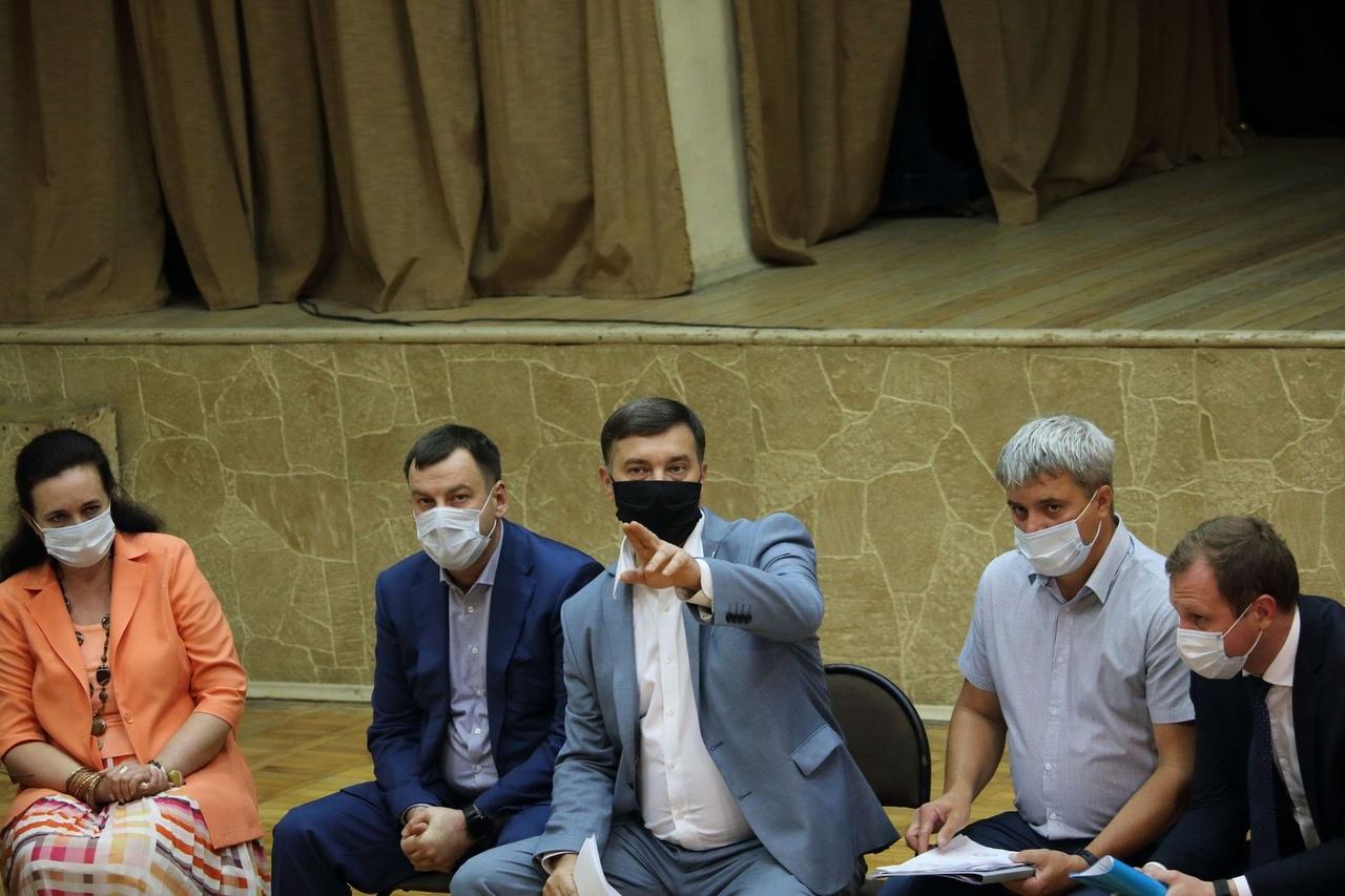 Зелёные насаждения рощи «Дубки» в Таганроге сохранят