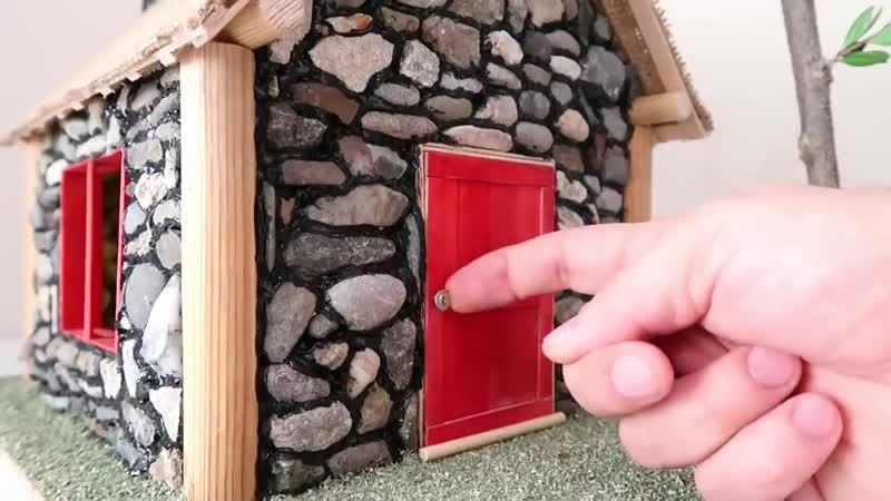 How to Make a Stone House Taş Ev Nasıl Yapılır