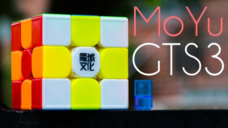 MoYu GTS3 M | A Close Look