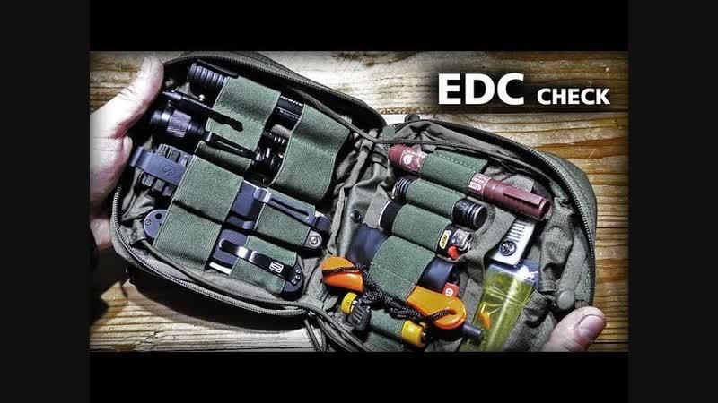 Мой EDC набор 2018/НАЗ/EDC check/New Everyday Carry Gear/EDC bag vjq edc yf,jh 2018/yfp/edc check/new everyday carry gear/edc ba
