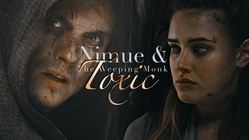 Nimue and The Weeping Monk Toxic