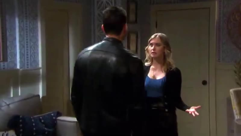 Days Of Our Lives 02 25 21 Ben and Ciara's scenes NEW