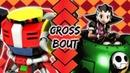 Cross Bout! - E-123 Omega vs Tron Bonne (Sonic The Hedgehog X Mega Man)