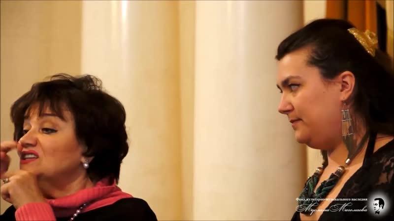 Мастер класс Тамары Синявской Гудина Инна 2013