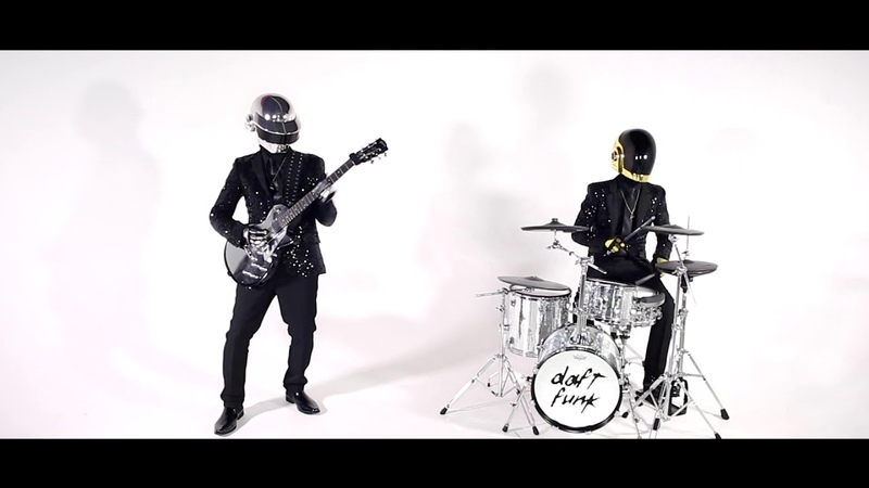 Daft Punk Showreel