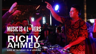 Richy Ahmed Live at Sunday is 4 Lovers (Firehouse, San Diego)