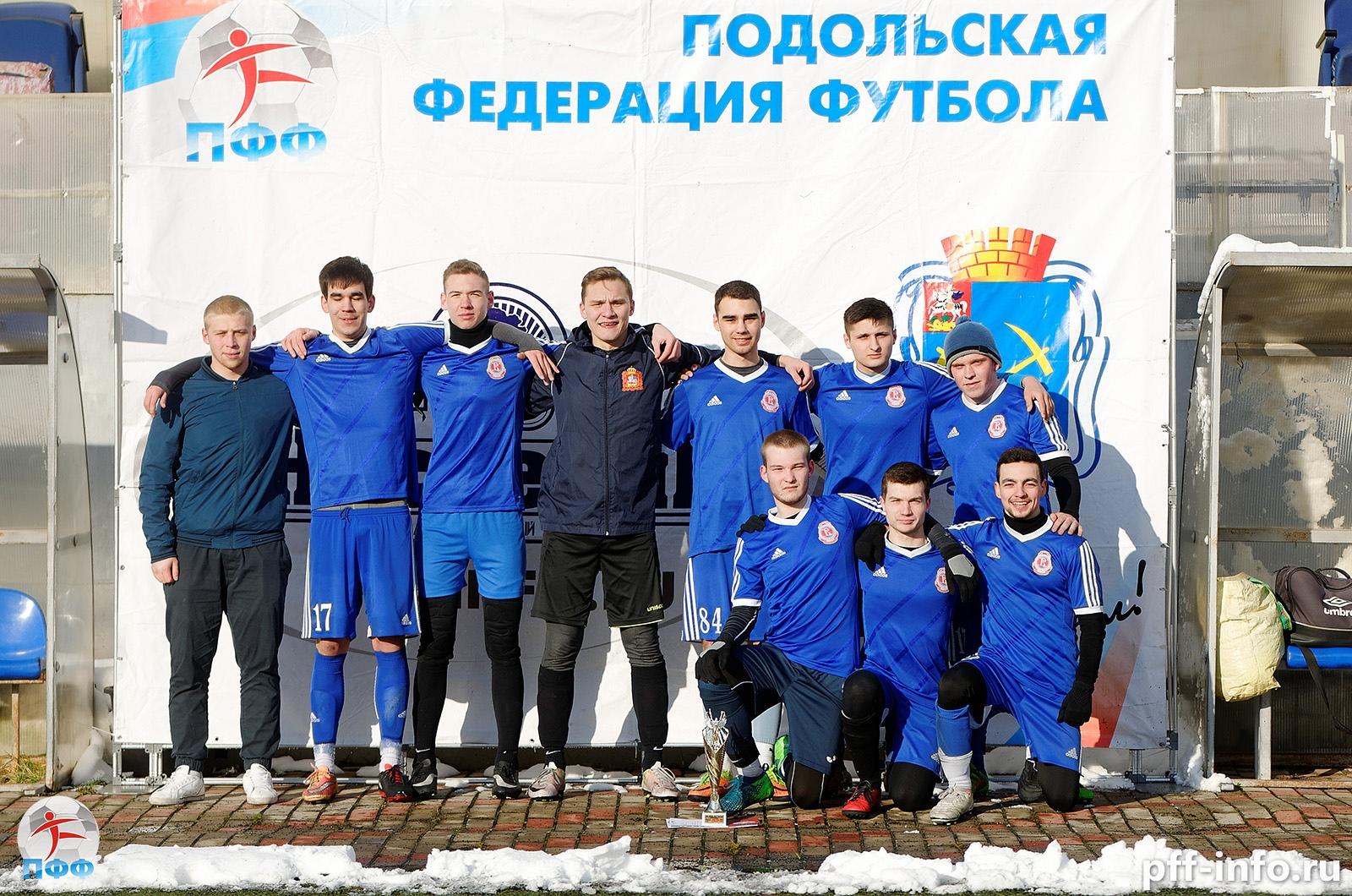 Зимний кубок 8х8. Кубок Вызова. Финал