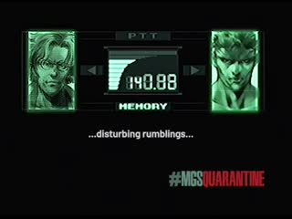 Metal Gear Solid на изоляции