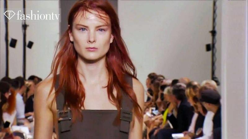 Paco Rabanne Spring Summer 2014 Paris Fashion Week PFW FashionTV