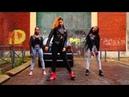AYA - Popcaan Born Bad - Dancehall choreo ft Les Babyz