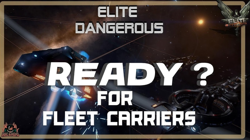 Elite Dangerous Ready for Fleet Carriers and the Aphelion Expedition Elite Dangerous 2020
