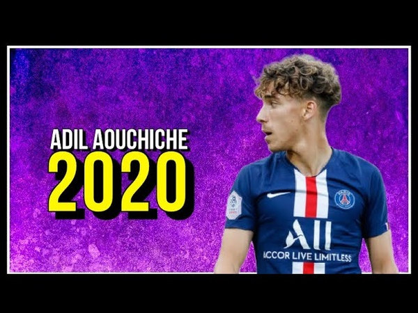 17 Year Old Adil Aouchiche Is PSG's Next Super Star 🔥 2020 Best Goals Skills PSG Highlights