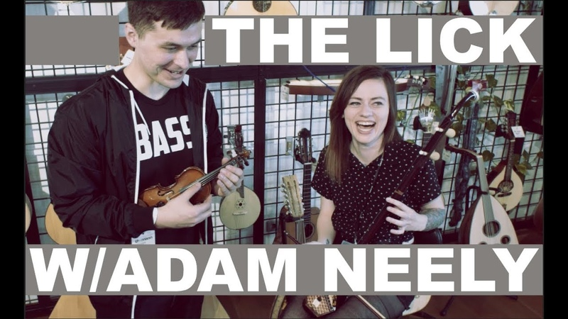 THE LICK wADAM NEELY on every instrument!