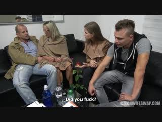 CzechWifeSwap 12 part 3 New Porn 2018