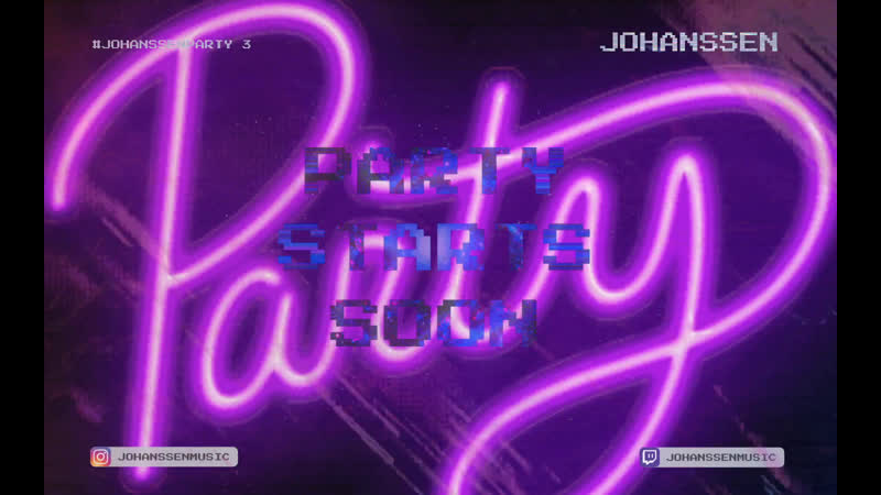 Johanssen Party 3 EDM DJ Show featuring House Music Nu Disco and EDM Home Festival Live by Dj Johanssen