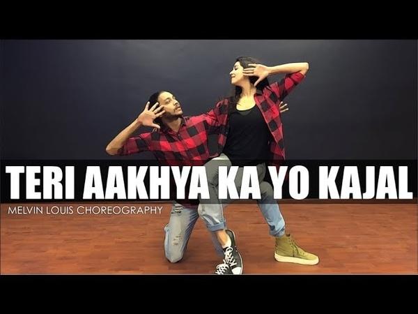 Teri Aakhya Ka Yo Kajal Melvin Louis ft Harleen Sethi