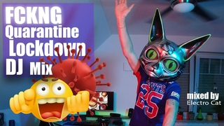 🖕 FCKNG 😸🥳 Quarantine & Lockdown Techno DJ Mix 🎵 🎶 | #COVID19  #Coronavirus #Techno #Minimal #H