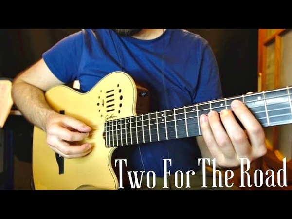 Henry Mancini - Two For The Road / Godin Nylon Duet Ambiance