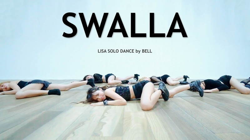 LISA BLACKPINK SOLO DANCE - Swalla Dance Cover by BELL (Thailand)