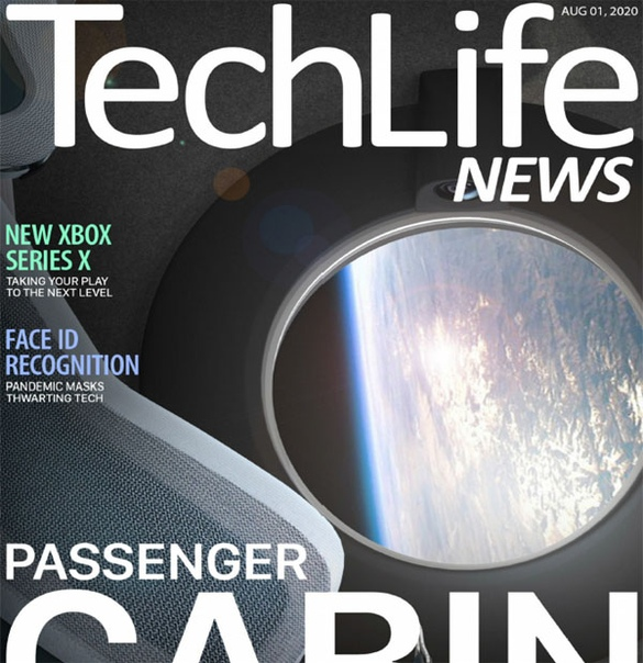 2020-08-01 Techlife News