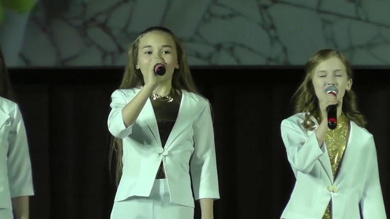Отчётный концерт детской вокально эстрадной студии «Ля Ля Фа» Наша песня, лети! 26.04.2019
