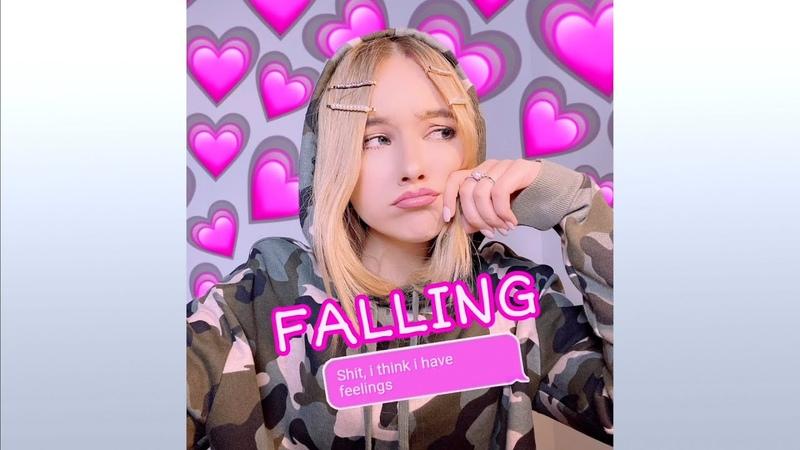 Falling (Cover by Kristina Ashmarina)
