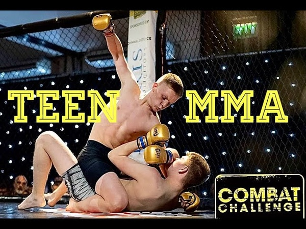 TEEN FIGHTERS WITH GREAT SKILLS LUCAS SMITH V LEWIS WOOD COMBAT CHALLENGE