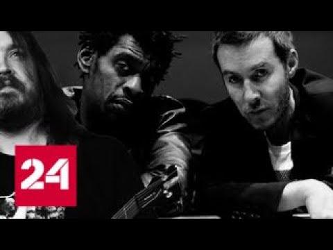 Культовые британцы Massive Attack уже несколько лет поют легендарную песню Егора Летова - Россия 24