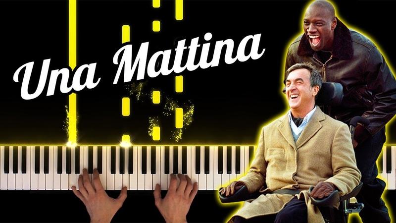 Ludovico Einaudi Una Mattina The Intouchables Piano