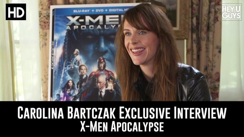 Carolina Bartczak Exclusive Interview X Men Apocalypse