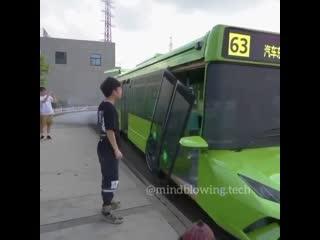 Такого автобуса вы еще точно не видели