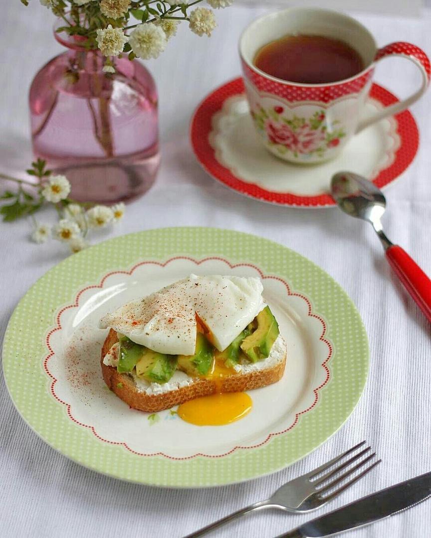 Завтраки картинки с добрым утром
