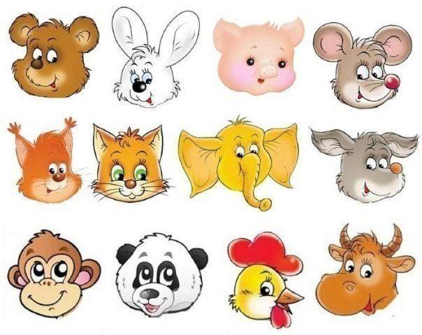 ИГРА С ПРИЩЕПКАМИ «КТО ЧТО ЕСТ» Ребенку предлагается прикрепить прищепки с мордочками животных на круг к тому виду пищи, которое ест это животное. Всего 12 мордочек животных и двенадцать видов