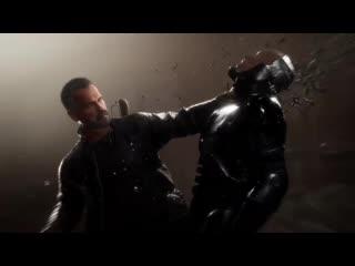 Mortal Kombat 11 - ROBOCOP vs TERMINATOR