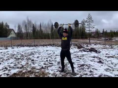 Силовая Тренировка Лыжников Самоизоляция Коронавирус Kurochkin Sport 1