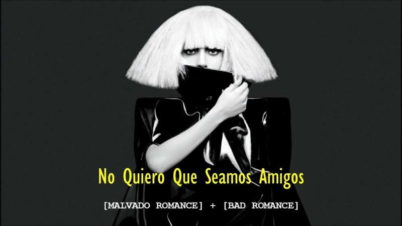Bad Romance - Lady GaGa (Traducción - Español)