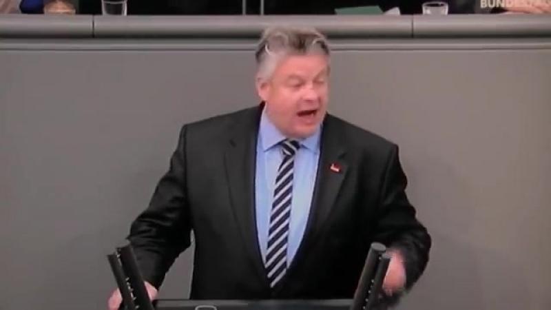 15 06 2018 Thomas Seitz AfD Rechnet mit der SPD und CDU wegen der Parteienfinanzierung ab