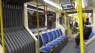 """Трамвай """"5224 по 55"""" Петербурга 10-165:  (УКВЗ) б.5224 по №55 ()"""