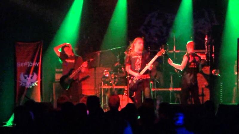 Septory - Live at Arctica 27.06.2013