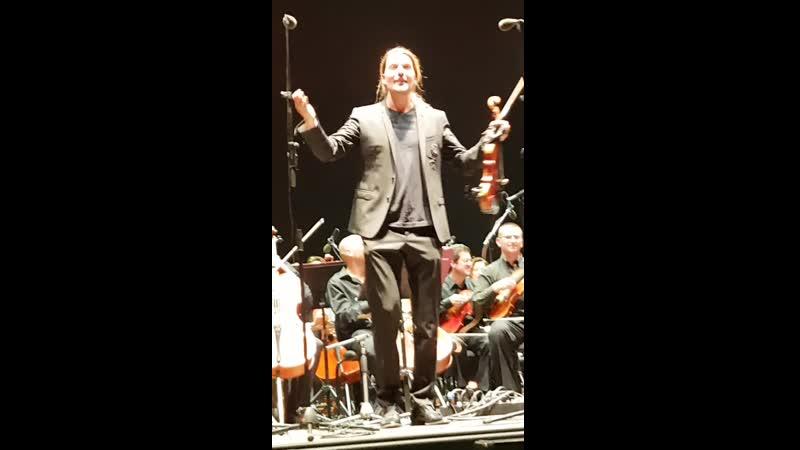 David Garrett Carnevale di Venezia Paganini Auditorium Sala della Musica Roma 21 Luglio 16