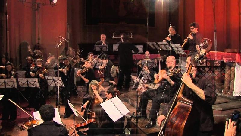 G B Martini Sinfonia con violino e cembalo obbligati Accademia degli Astrusi F Ferri
